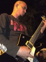 Guitarrista de Arrabio