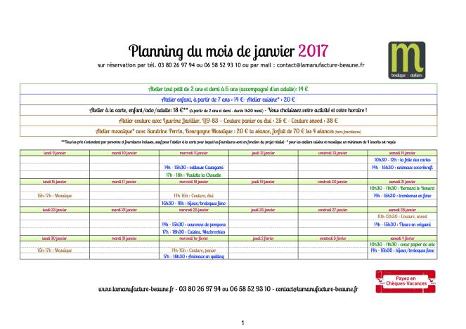 planning-janvier-2017
