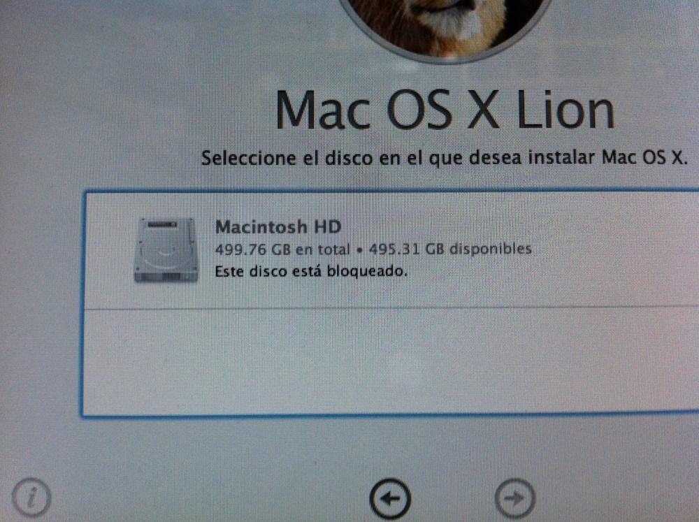 Instalando Mac OS X 10.7 Lion (5/6)
