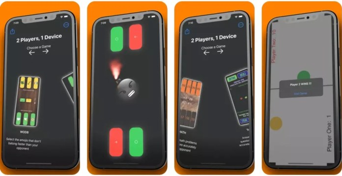 2 Players 1 Device