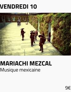 Visus site - mariachis mars fond