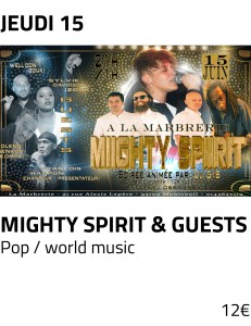 Visus site - mighty spirit visuel