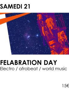 Visus site - felabration day