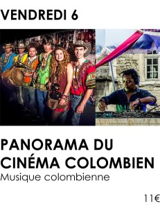 Visus site - panorama du cinema colombien