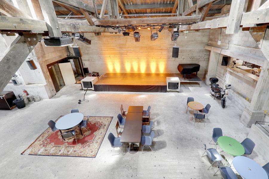 Salle de concert La Marbrerie