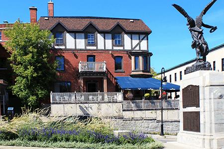 Micro-brasserie au centre-ville de Sherbrooke