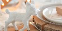 DIY Noël : les figurines animaux enneigés