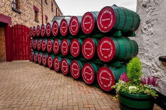 Northern-Ireland-Bushmills-Brewery-casks