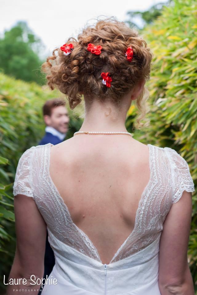 Shooting Mariage - Alice La reine de coeur