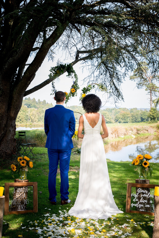 Shooting d'inspiration mariage