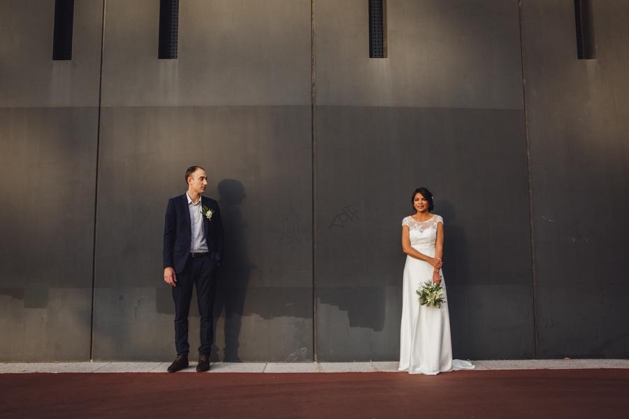 Shooting mariage industriel