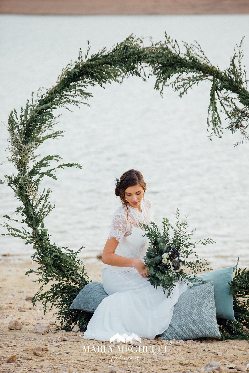 Mariage marin - Thème de la mer