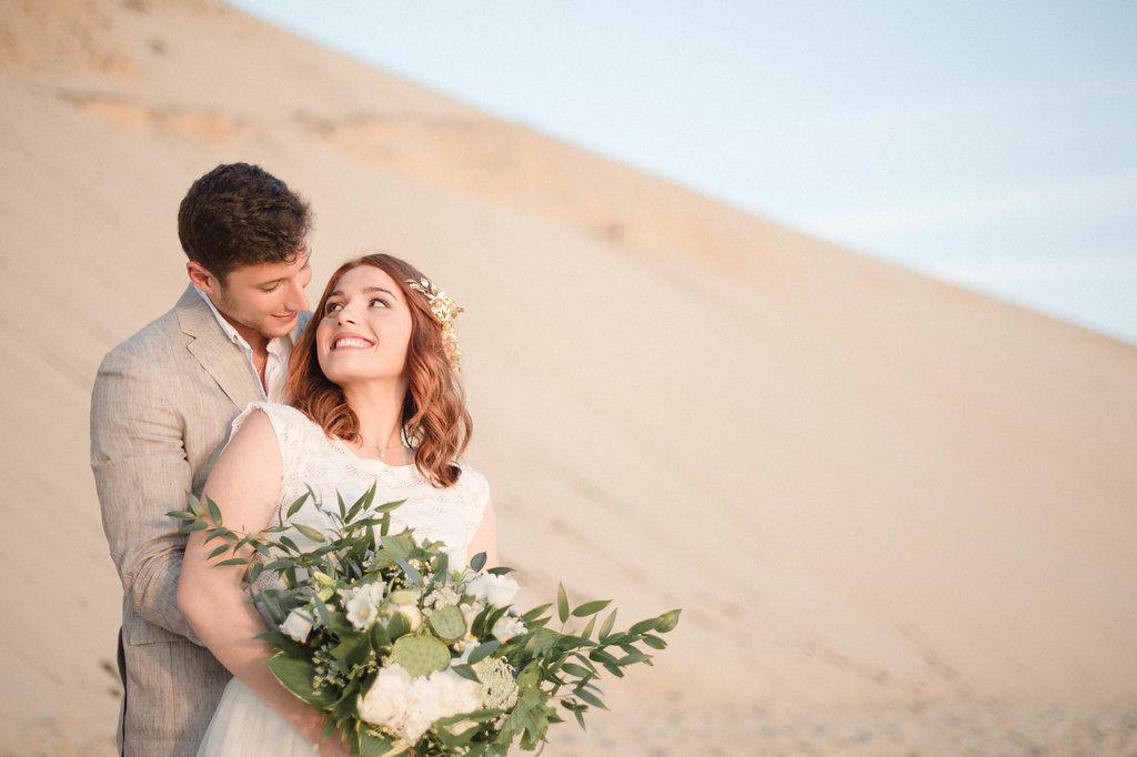 Mariage dune du pila