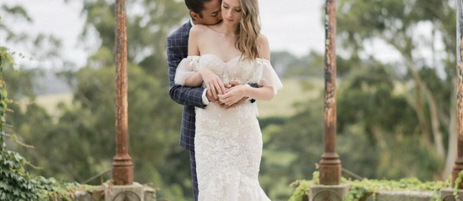 Shooting d'inspiration – Romance Eternelle