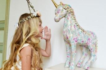 Kids Fashion Licornes Party Fon de Rey-045