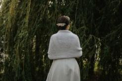etole xl de mariee etole cocooning mariage tricot geant chaud jersey creation lyon veste tricotee (6)