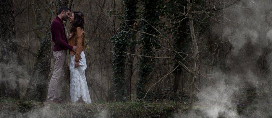 Shooting d'inspiration – Winter Wild