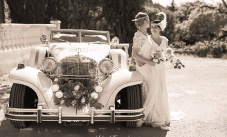 duo de femmes qui se marient