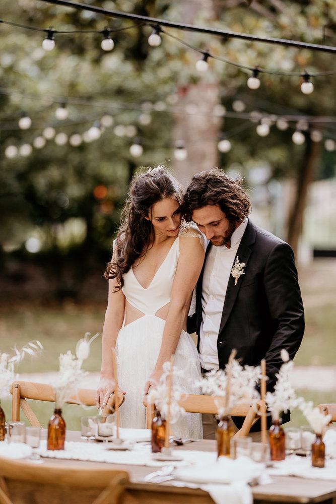 Shooting mariage terracotta