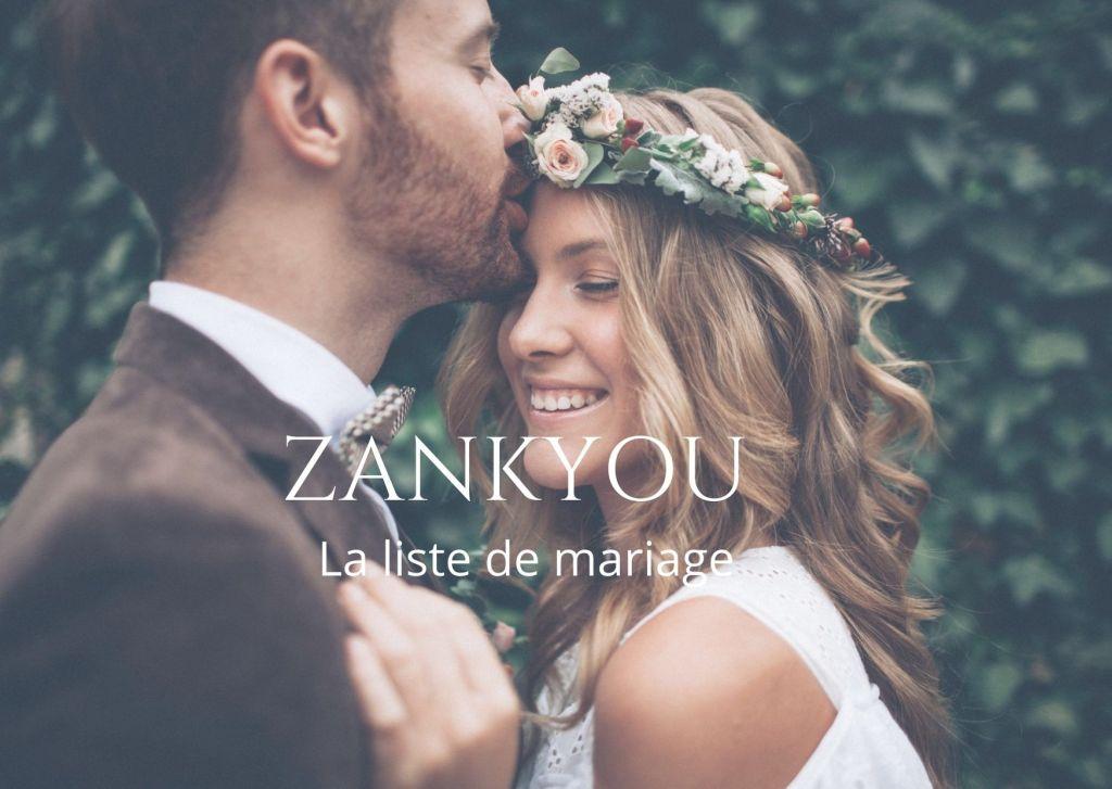 Liste de mariage - Zankyou