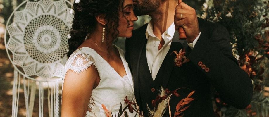 Shooting d'inspiration – Son mariage naturel