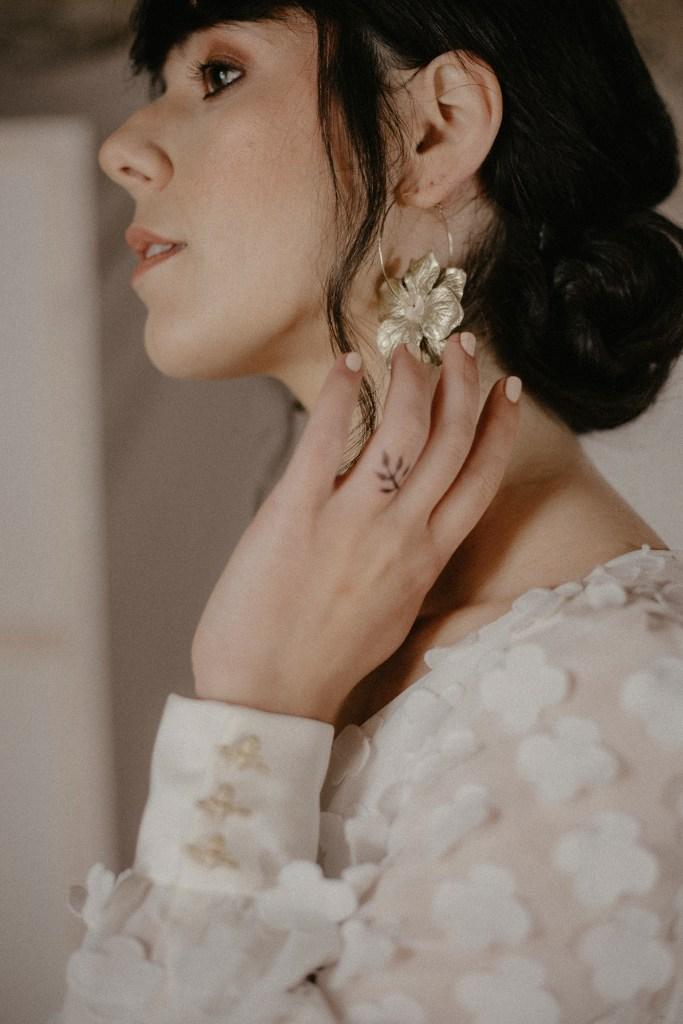 Bijoux mariée - Atelier d'Artistes