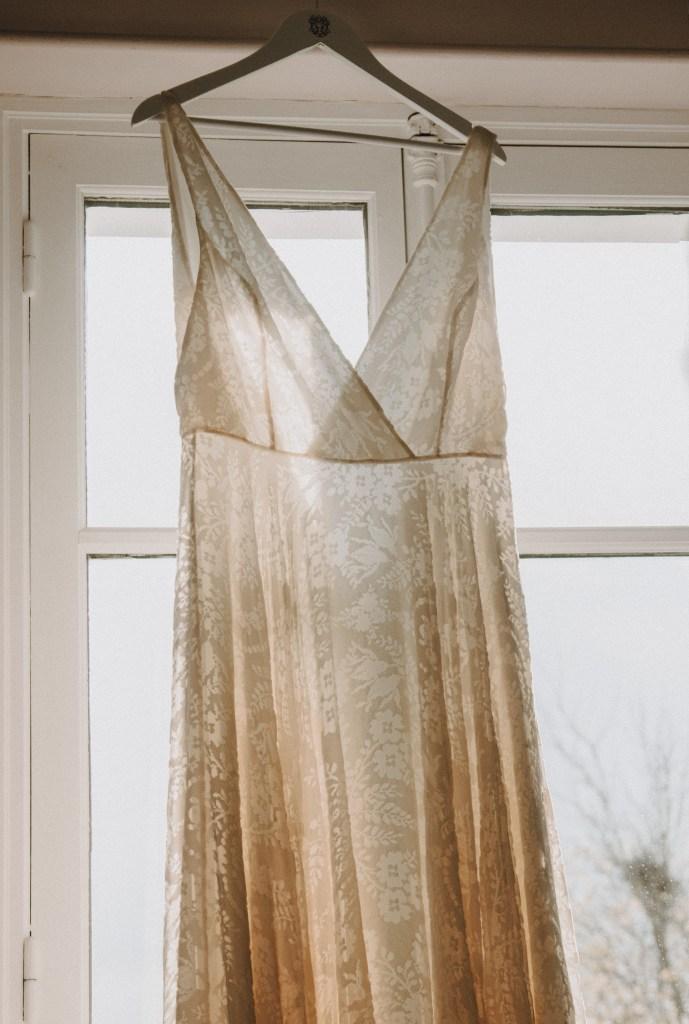 Robe de mariée ballerines et ballet