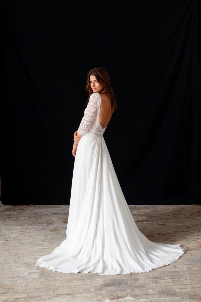Robe de mariée - Maison Floret