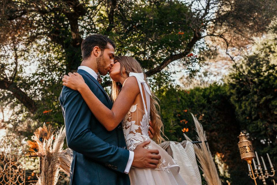 photos de couple mariage orient