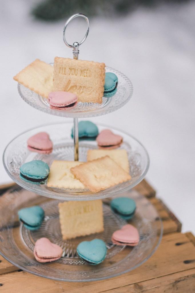 Biscuits de mariage