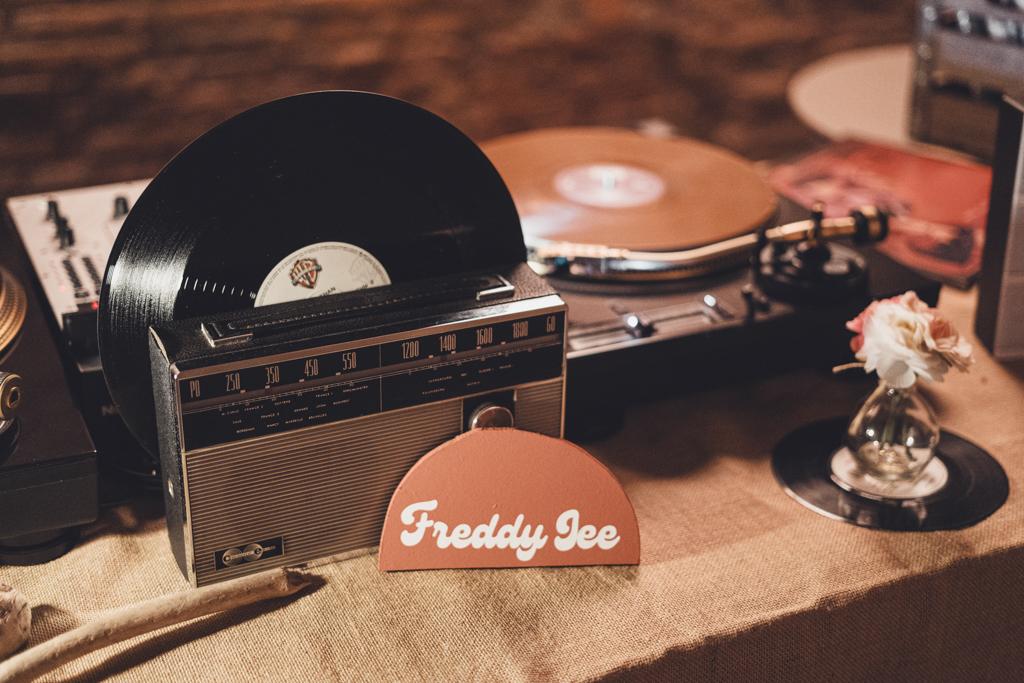 dj mariage Woodstock