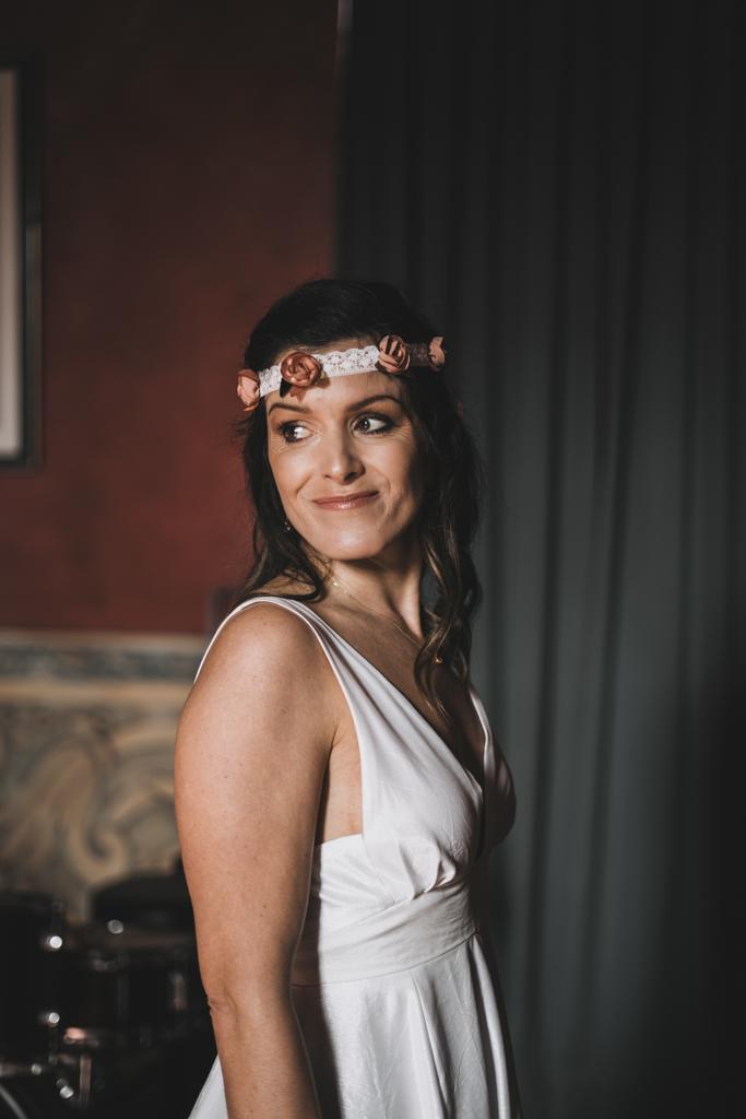 Robe de mariée Woodstock