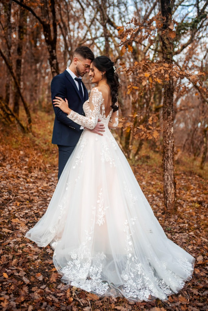 Un rêve hivernal mariage