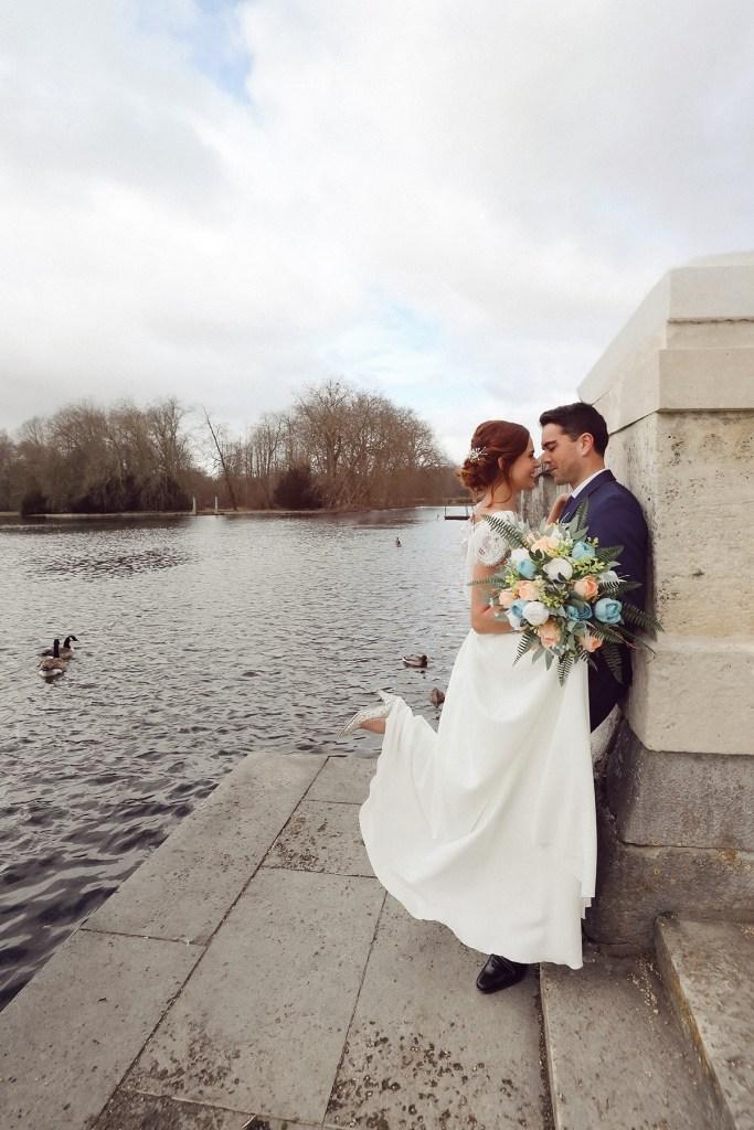 shooting d'inspiration mariage photos de couples