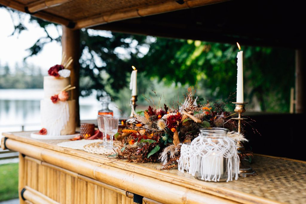 Décoration Mariage gipsy Folk bohème