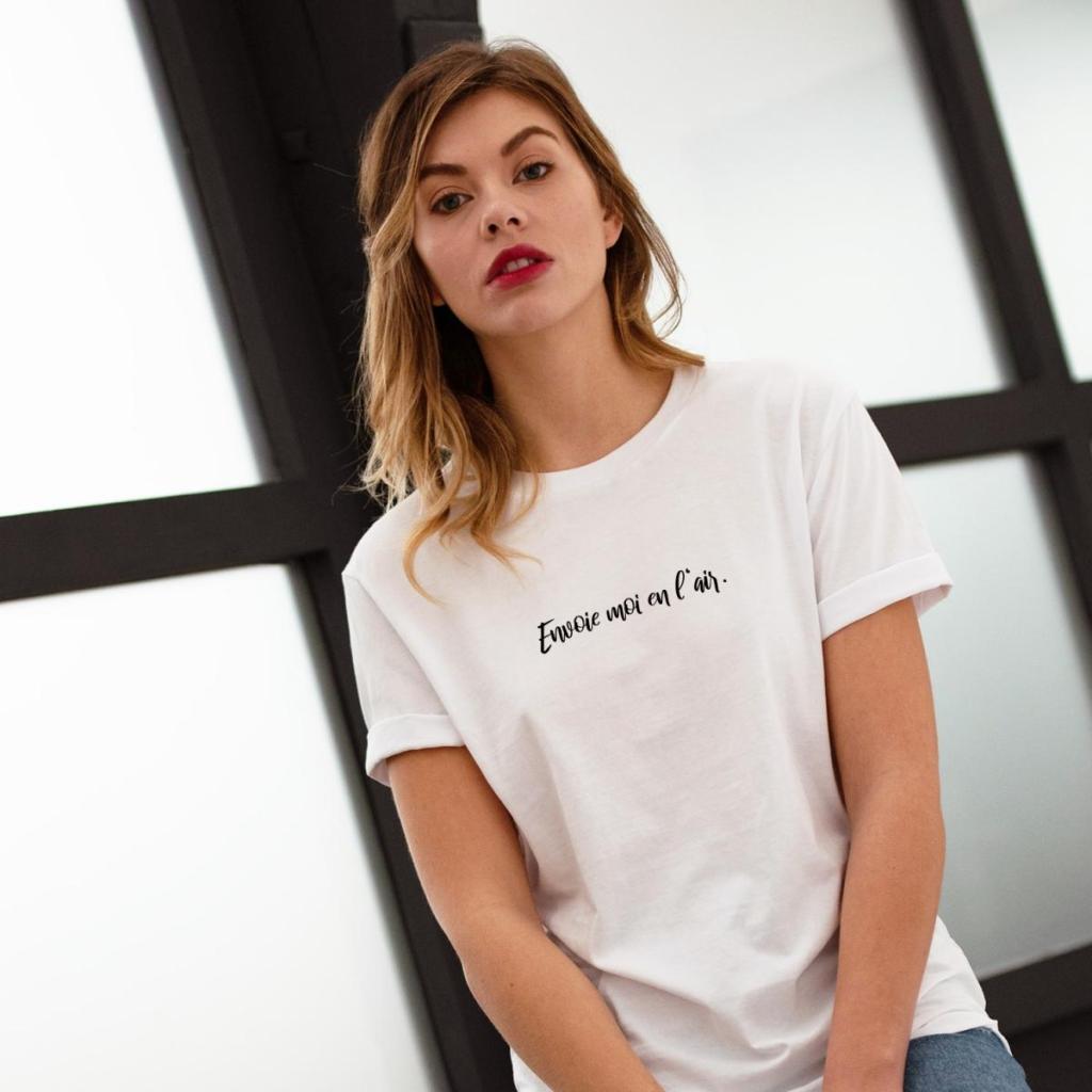 Tee-shirts personnalisables