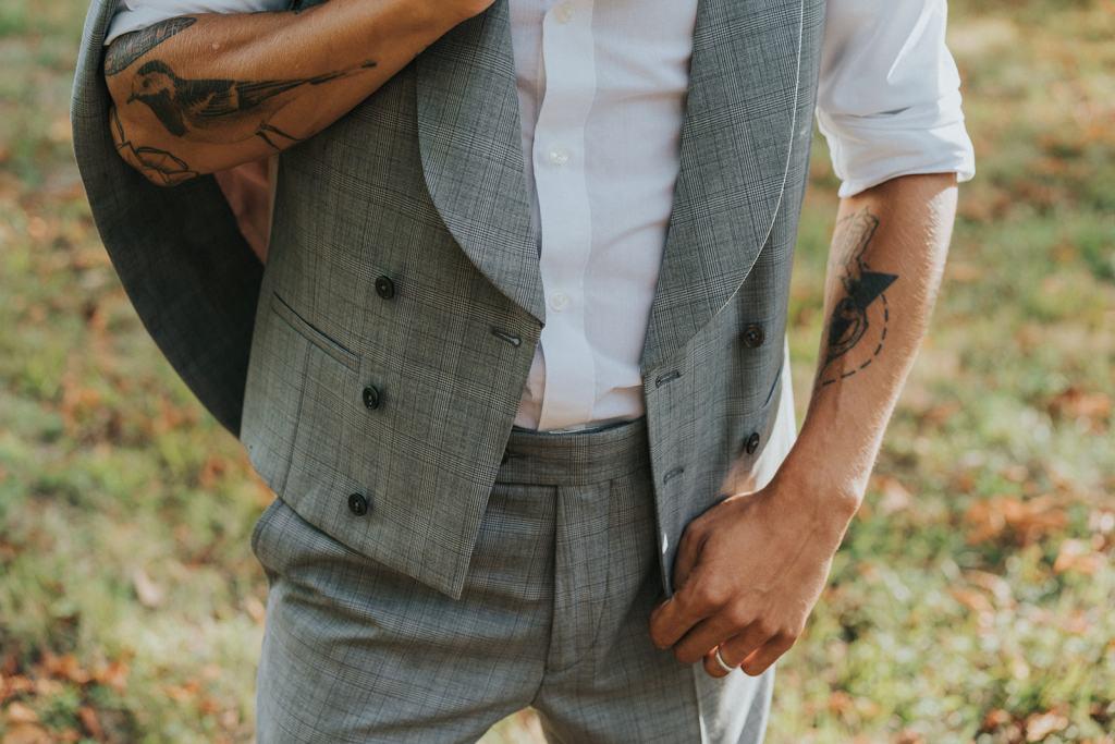 costume mariage by monsieur