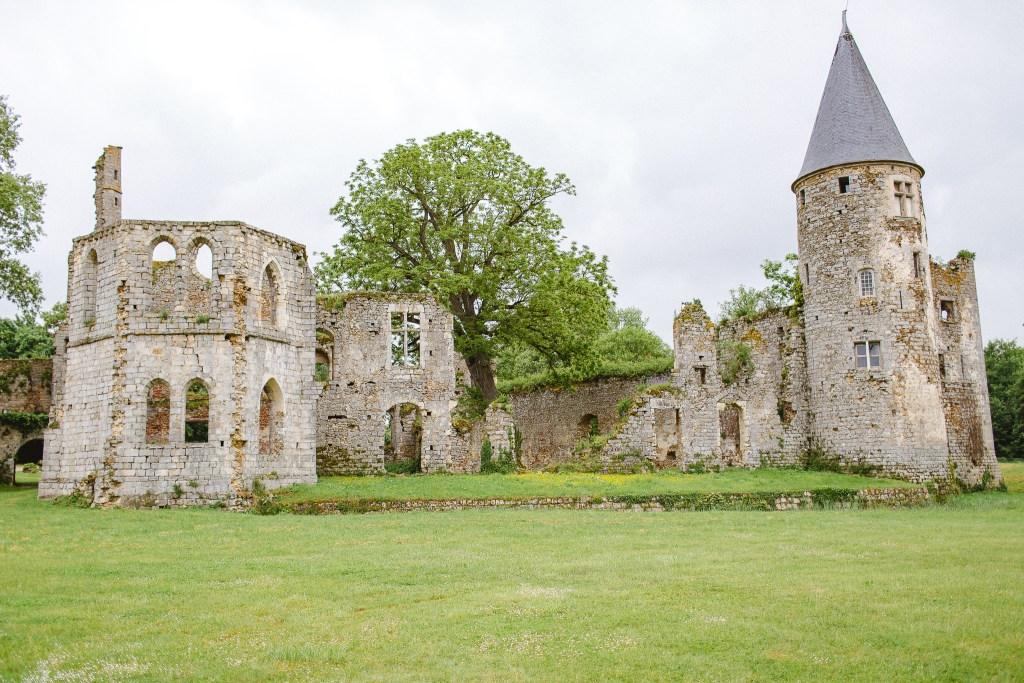 Chateau du vivier mariage