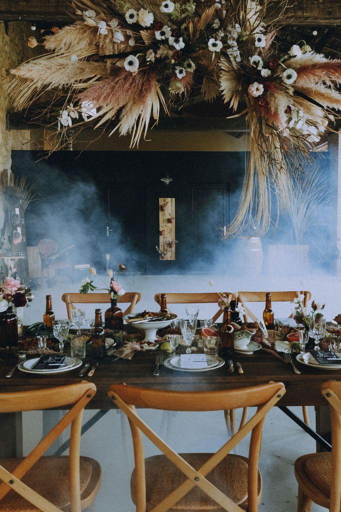 décoration de table de mariage toulouse