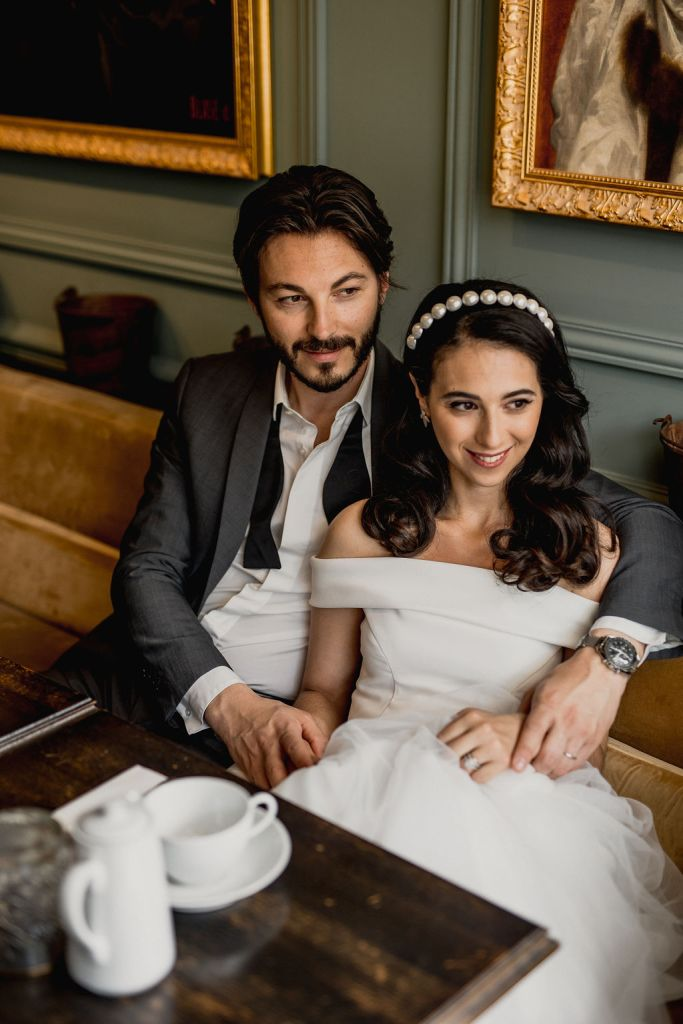 brunch mariage à paris