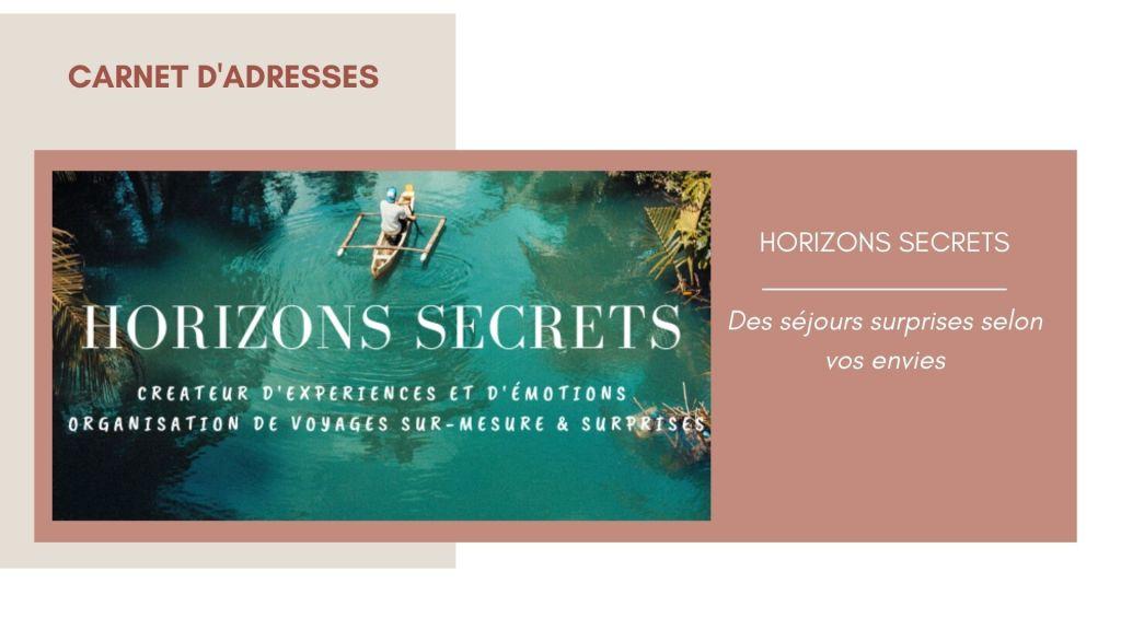 Horizons secrets voyage surprise