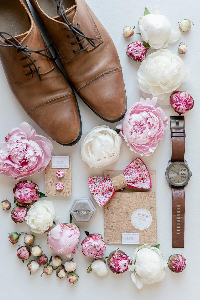 chaussures de mariage hommes marrons