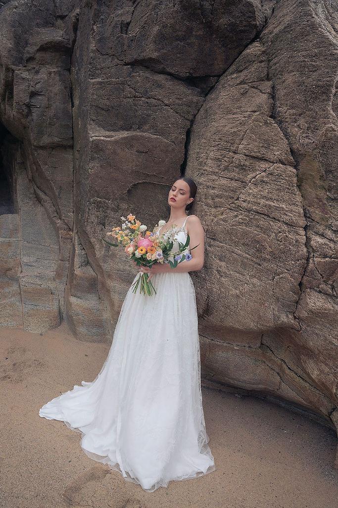 mariée à la mer