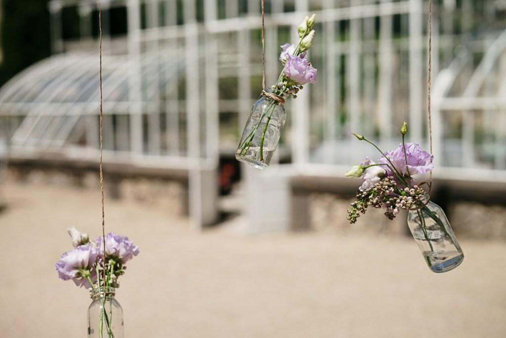 décoration de salle et fleurs éco responsable