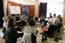 Petit debat als tallers de la TIAF