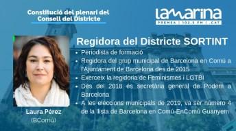 Els perfils. Alejandra Sánchez/La Marina