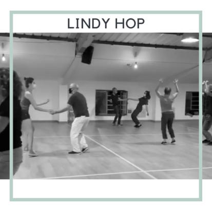 lindy hop iniciación