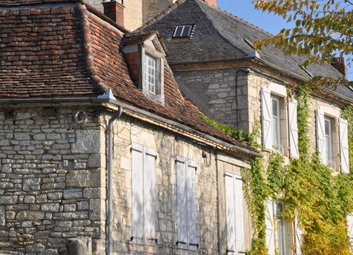 Martel - Maisons du mur d'enceinte