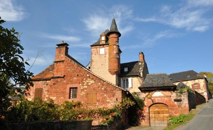Collonges la Rouge - Castel de Maussac