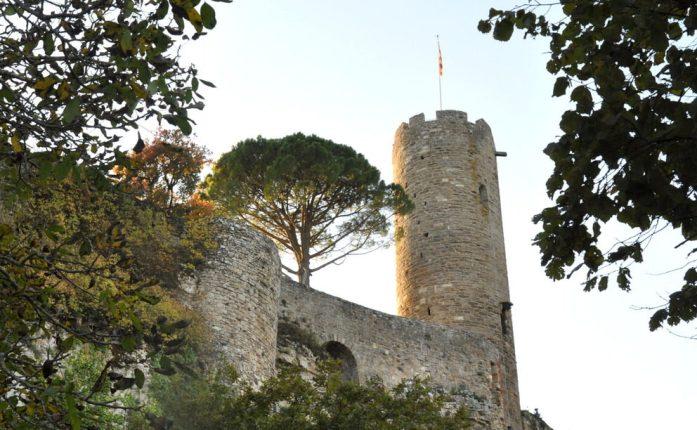 Turenne - la tour du château
